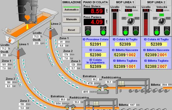 HMI - Alping Italia - Sistemi di controllo