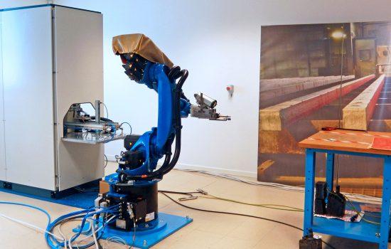 Sistemi robotizzati - Alping Italia - ARobot TAG