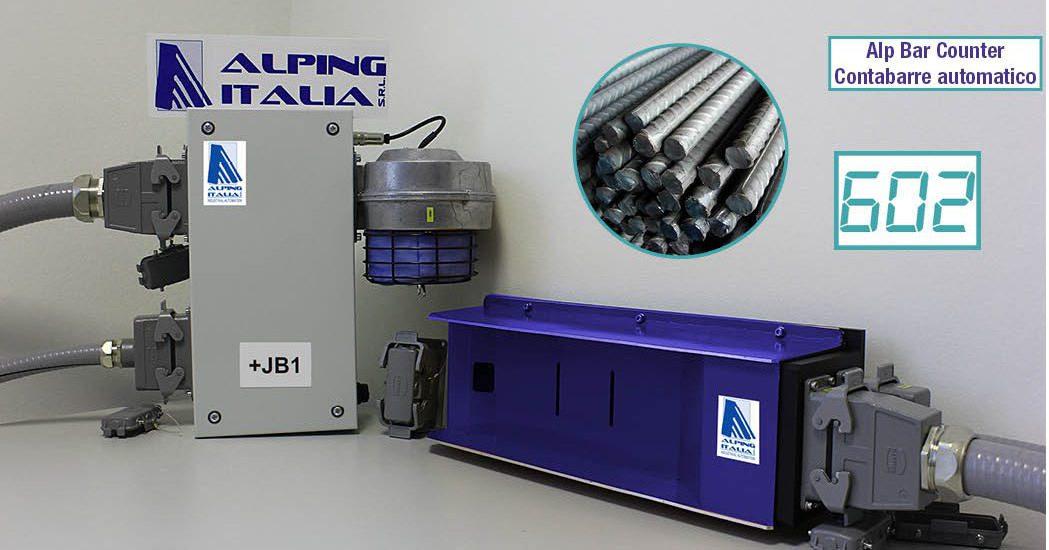 Alp Bar Counter di Alping Italia Industrial Automation - Junction Box in dettaglio