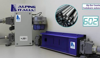 Alp Bar Counter di Alping Italia Industrial Automation - Junction Box in dettaglio
