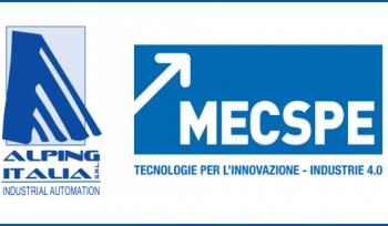 Alping Italia - Fiera Mecspe 2017 - Automazione industriale - Industria 4.0 - Tecnologie innovazione