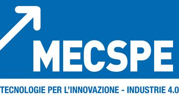 Logo MECSPE - Fiera sulle tecnologie per l'innovazione e industria 4.0