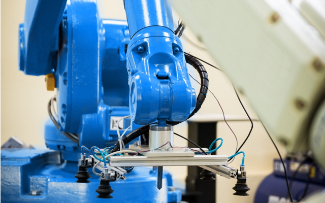 Sistemi robotizzati progettati da Alping Italia