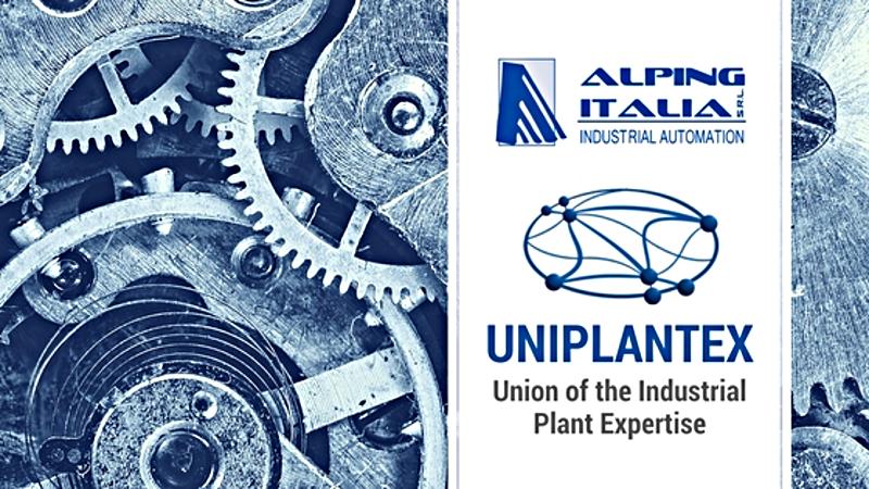 Alping Italia e Uniplantex, un lavoro di squadra al servizio dell'industria